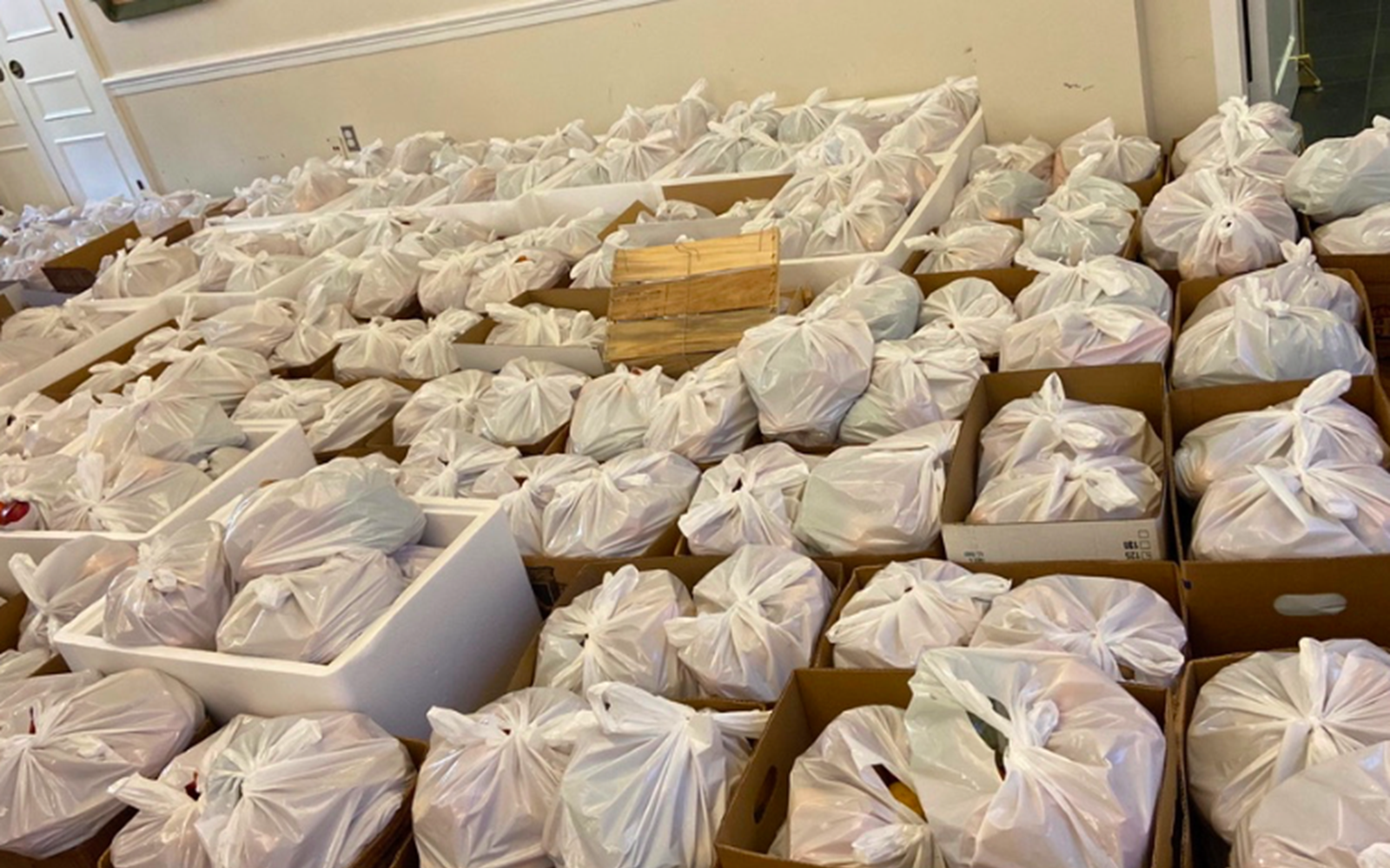 DC Food Project Bags
