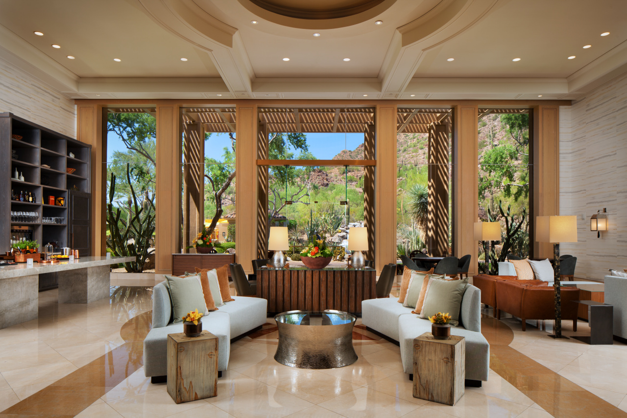 The Canyon Suites Lobby & Lounge