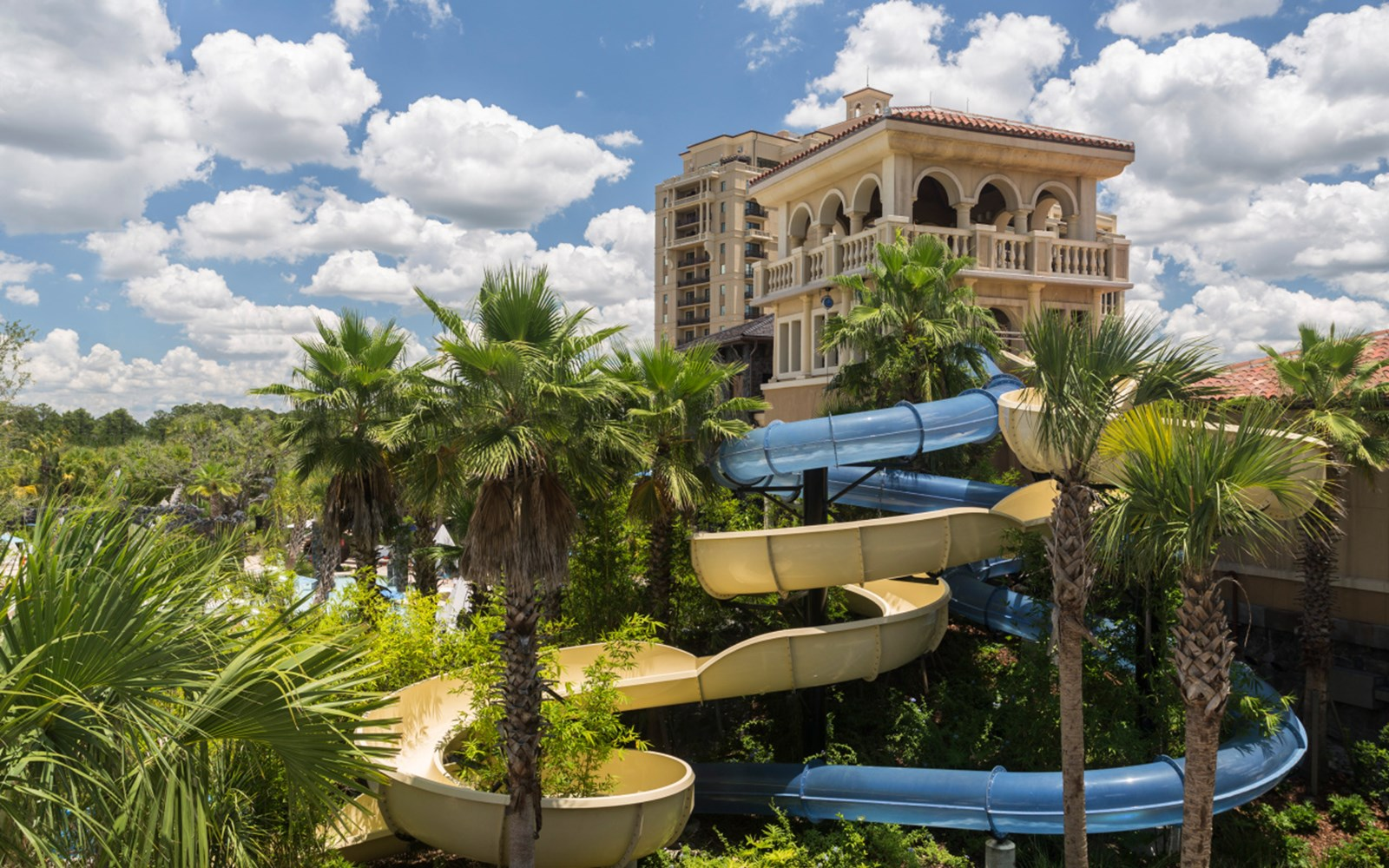 The Drop - Water Slides